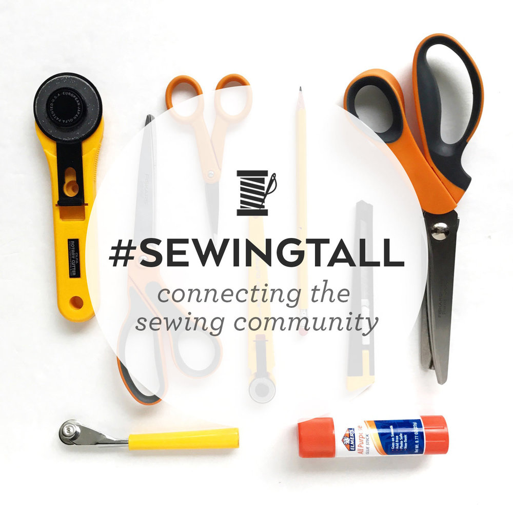 #SewingTall – Connecting the Sewing Community | Sew DIY