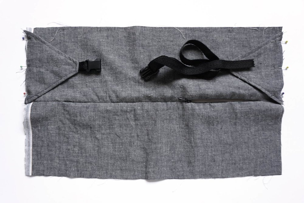 DIY Tutorial –Buckwheat Travel Pillow | Sew DIY