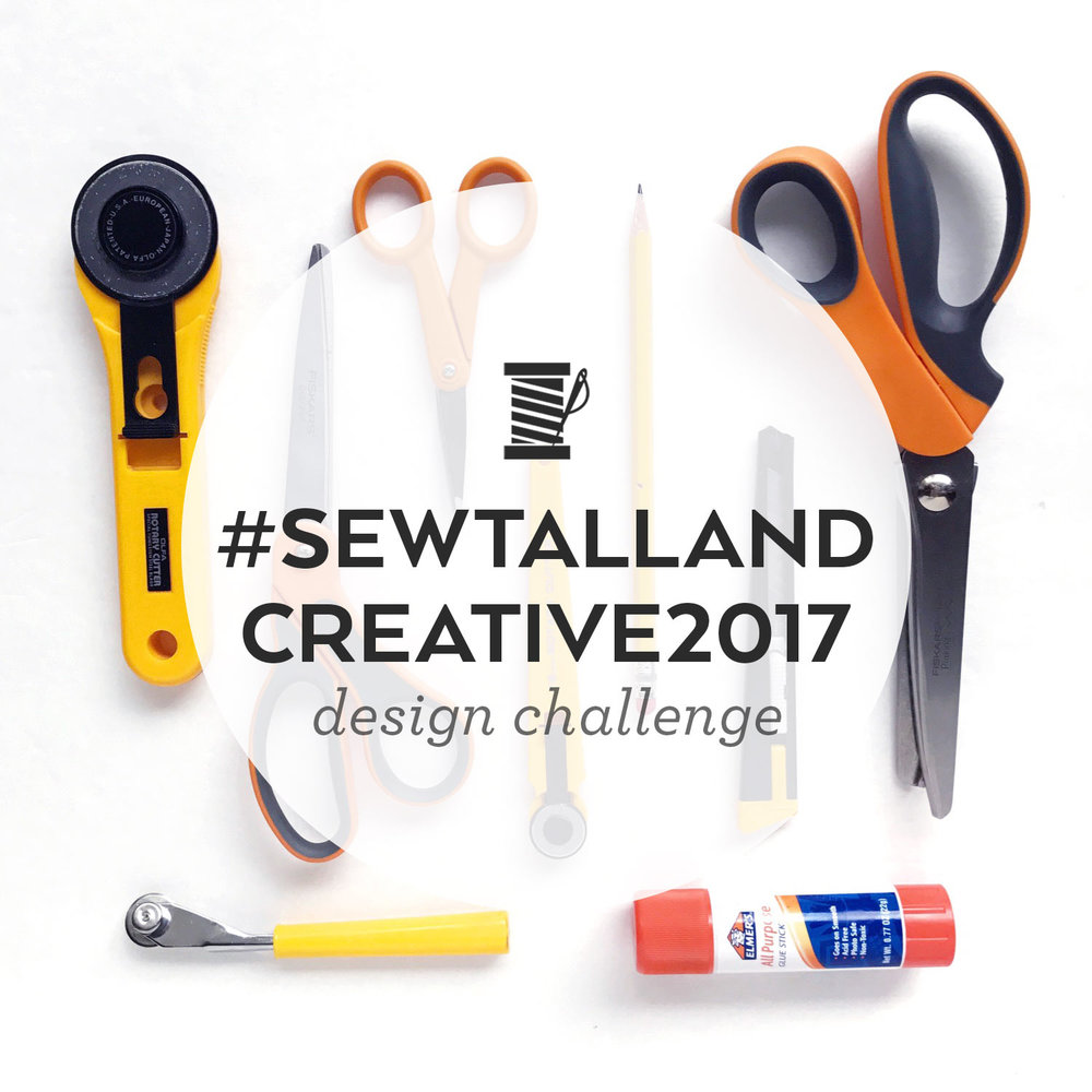 #SEWTALLANDCREATIVE2017 Design Challenge