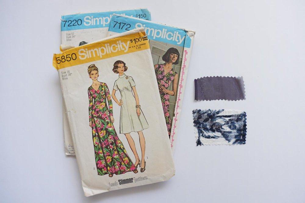 #SEWTALLANDCREATIVE2017 Design Challenge – Simplicity 5850 | Sew DIY