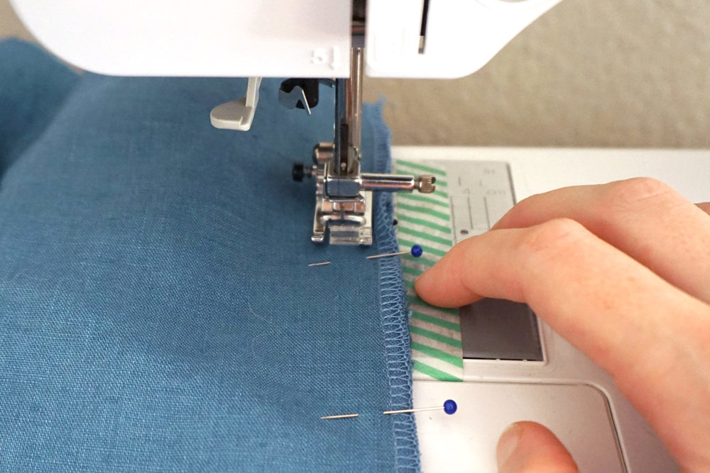 5 Tips for Using Pins Safely When Sewing | Sew DIY