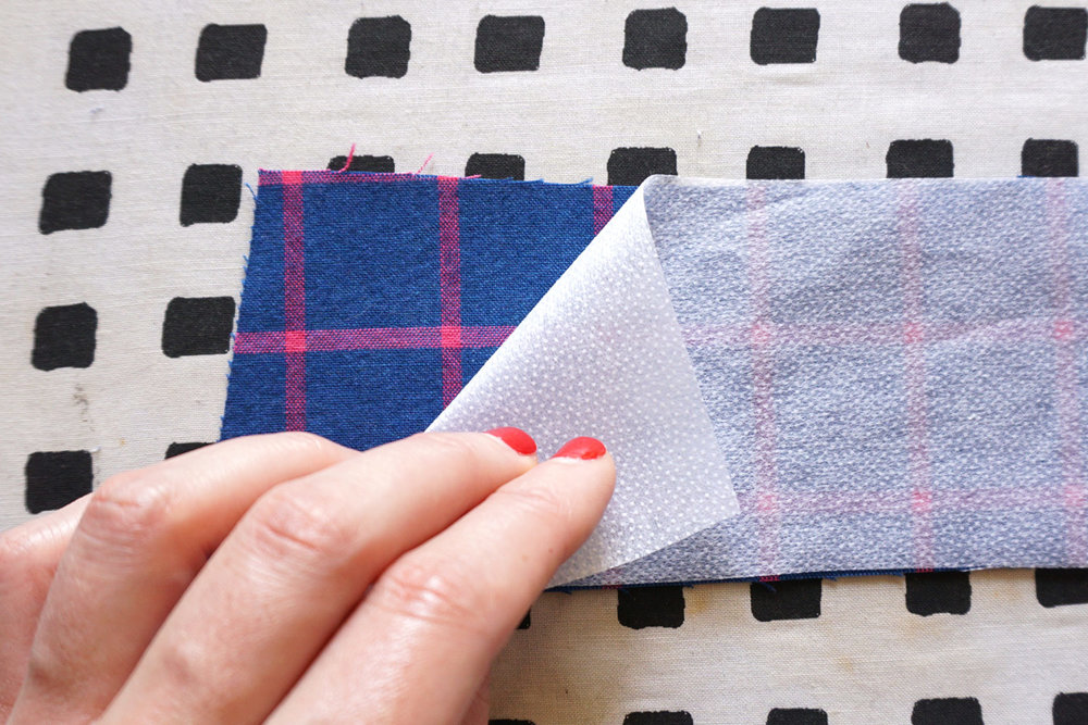 Sewing Tips for Fusing Iron-On Interfacing | Sew DIY