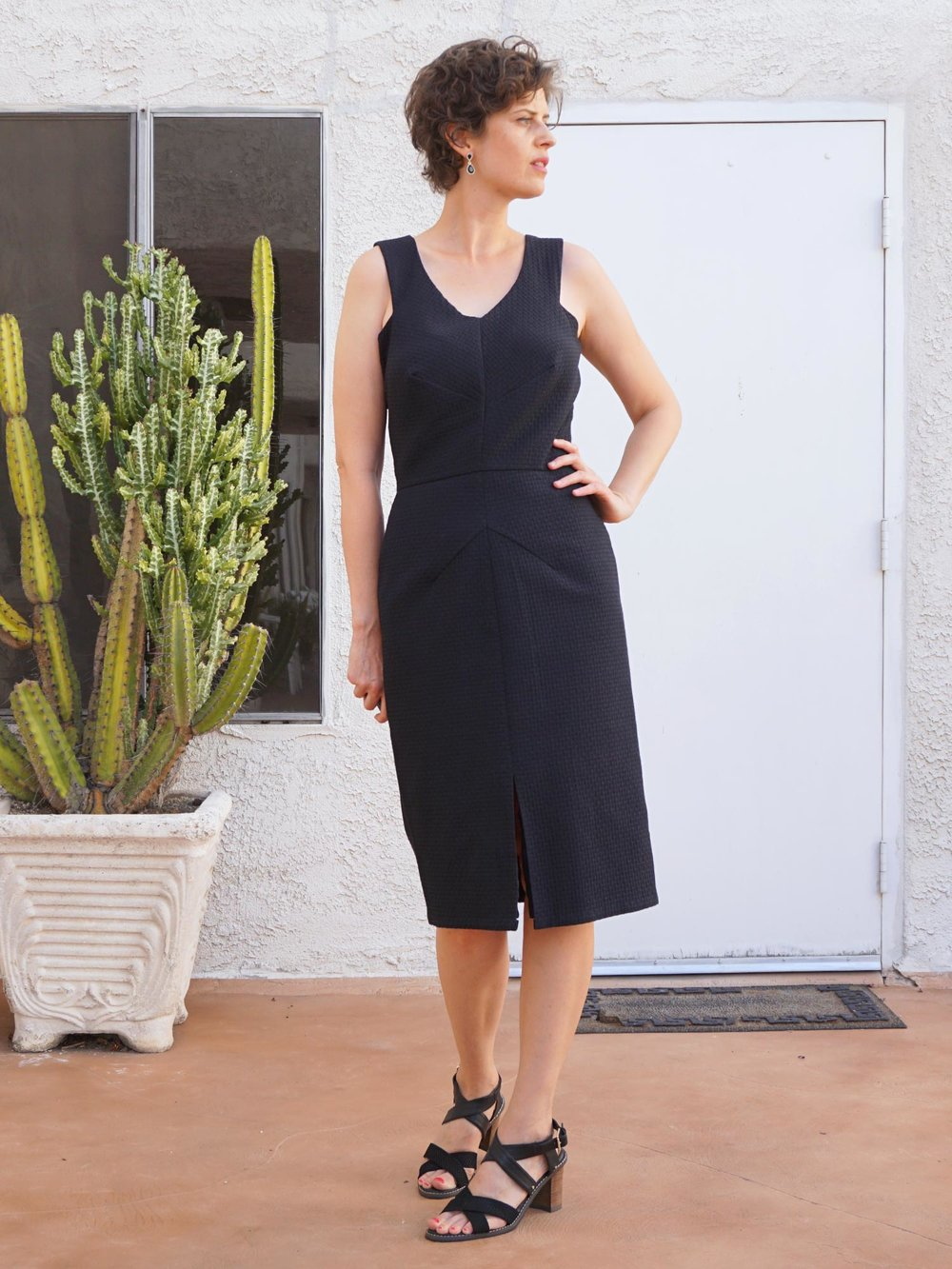 DIY Sheath Dress – Review of the Sophia Dress by By Hand London | Sew DIY