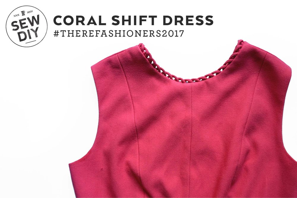 Suit to Dress Refashion – The Refashioners 2017 | Sew DIY