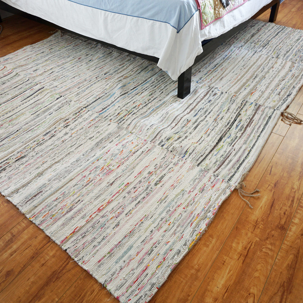 DIY Tutorial – IKEA Tanum Rug Hack | Sew DIY