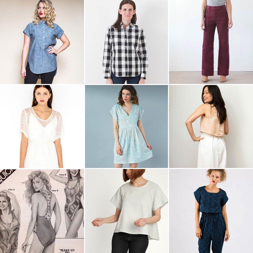 2018 Make Nine | Sew DIY