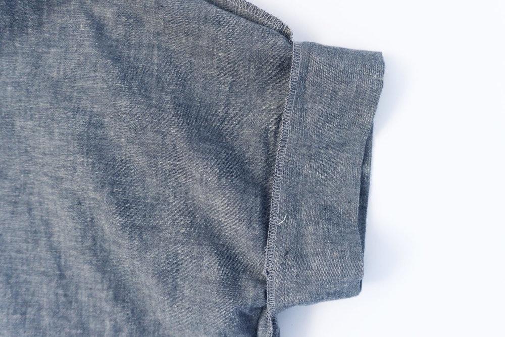 How to Sew the Lou Box Dress 1, View B Cuffs – Lou Box Dress Sewalong Day 10 | Sew DIY