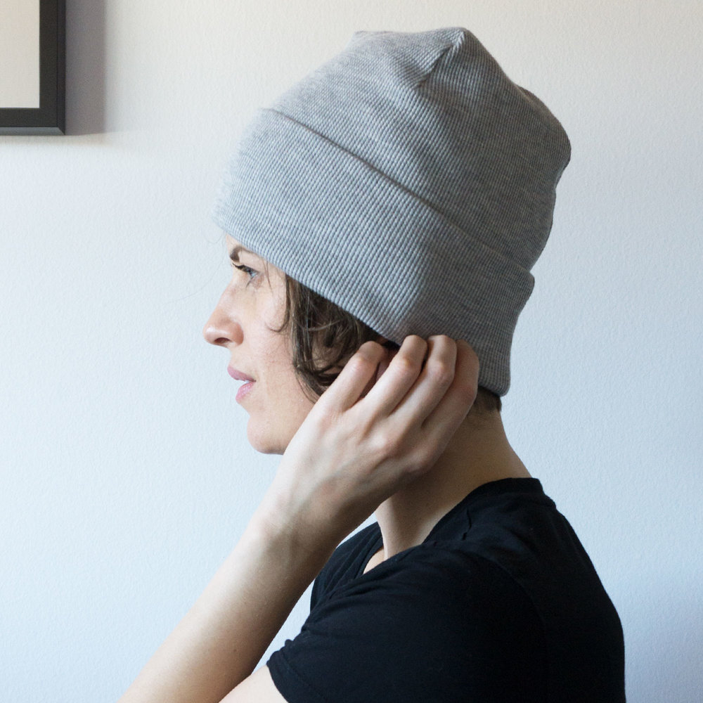 DIY Beanie - Delia Beanie pattern | Sew DIY