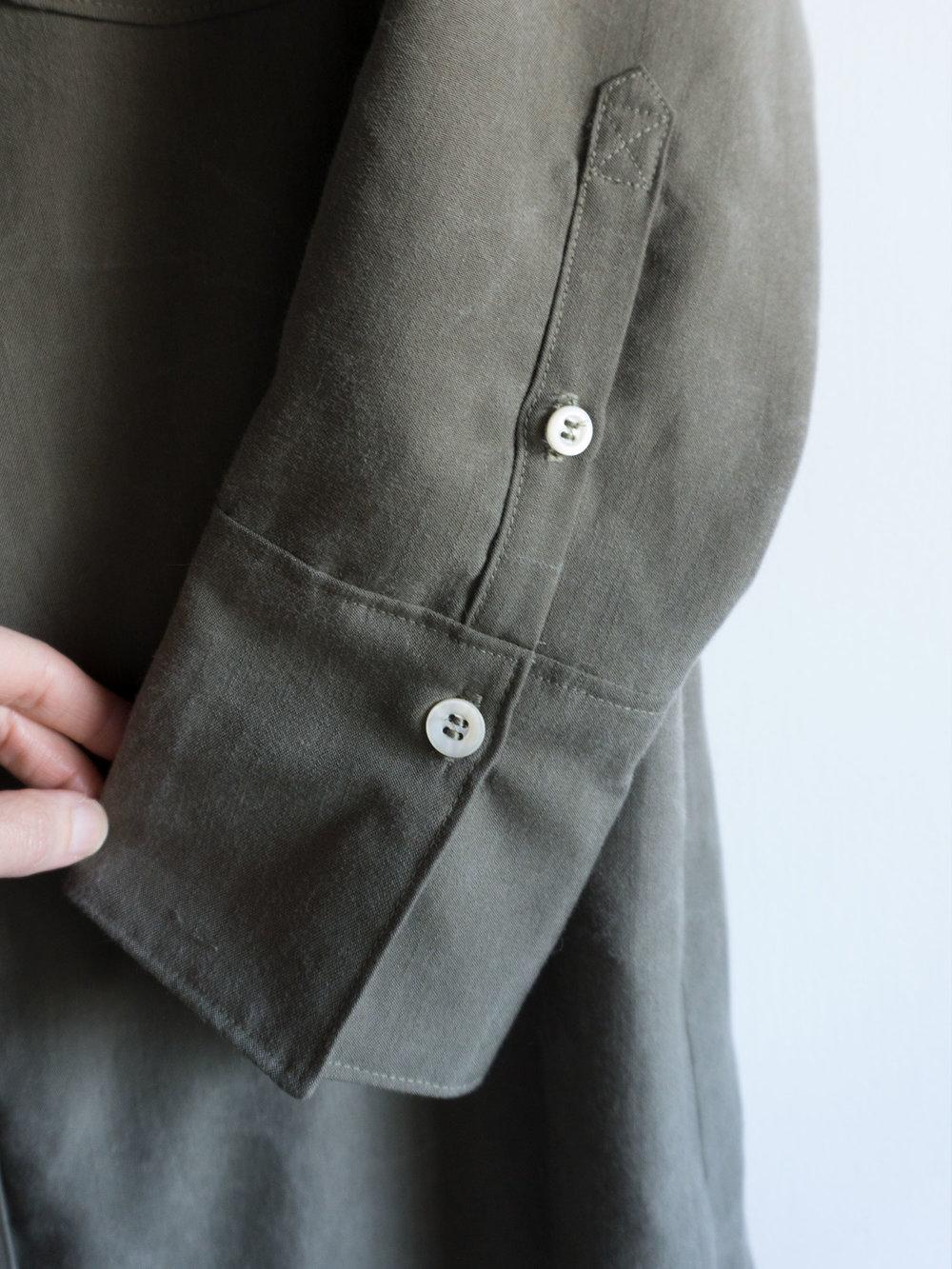 Kalle Shirtdress Sleeve Expansion Pattern by Closet Case Patterns | Sew DIY