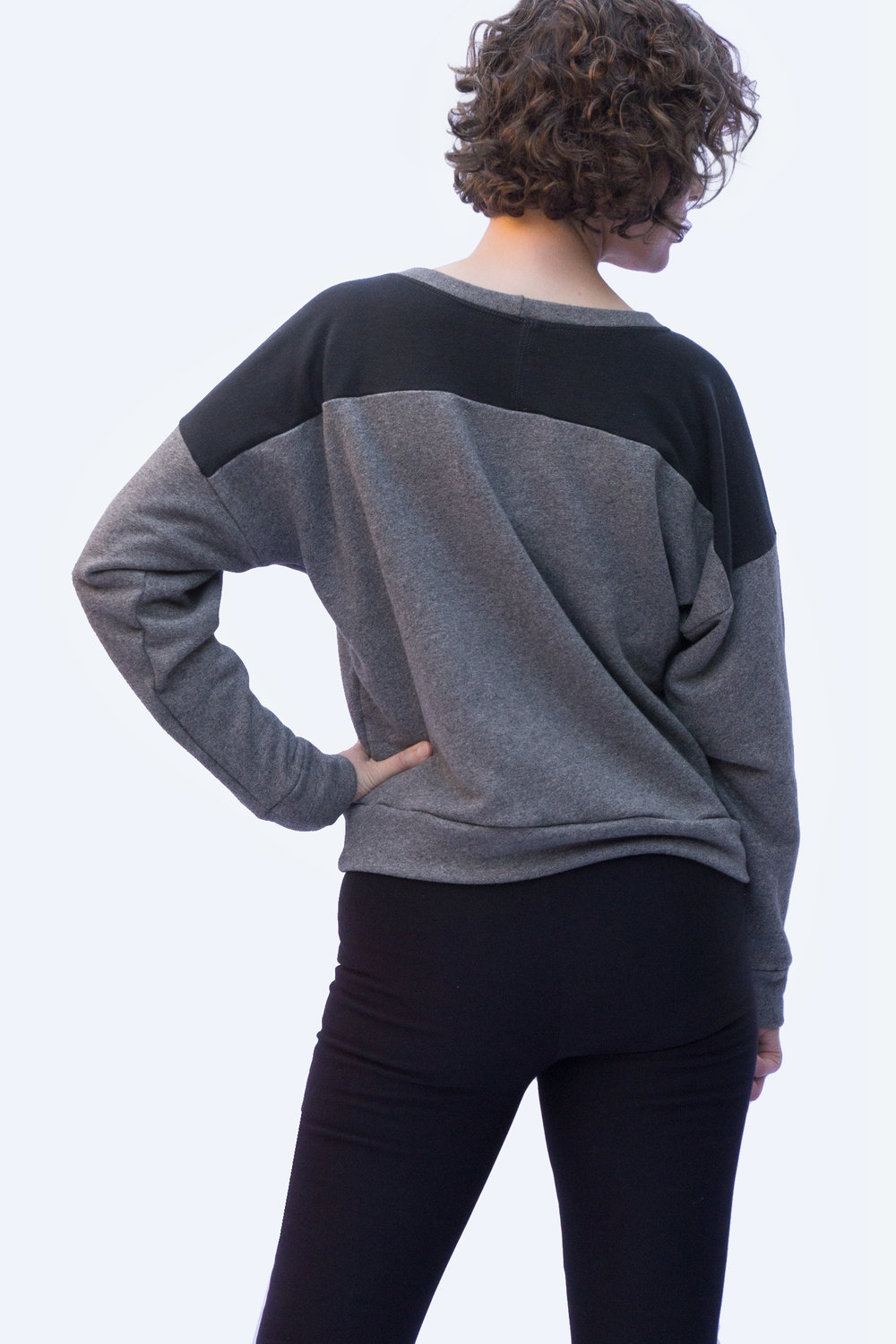 Introducing the Ali Sweatshirt PDF Pattern by Sew DIY