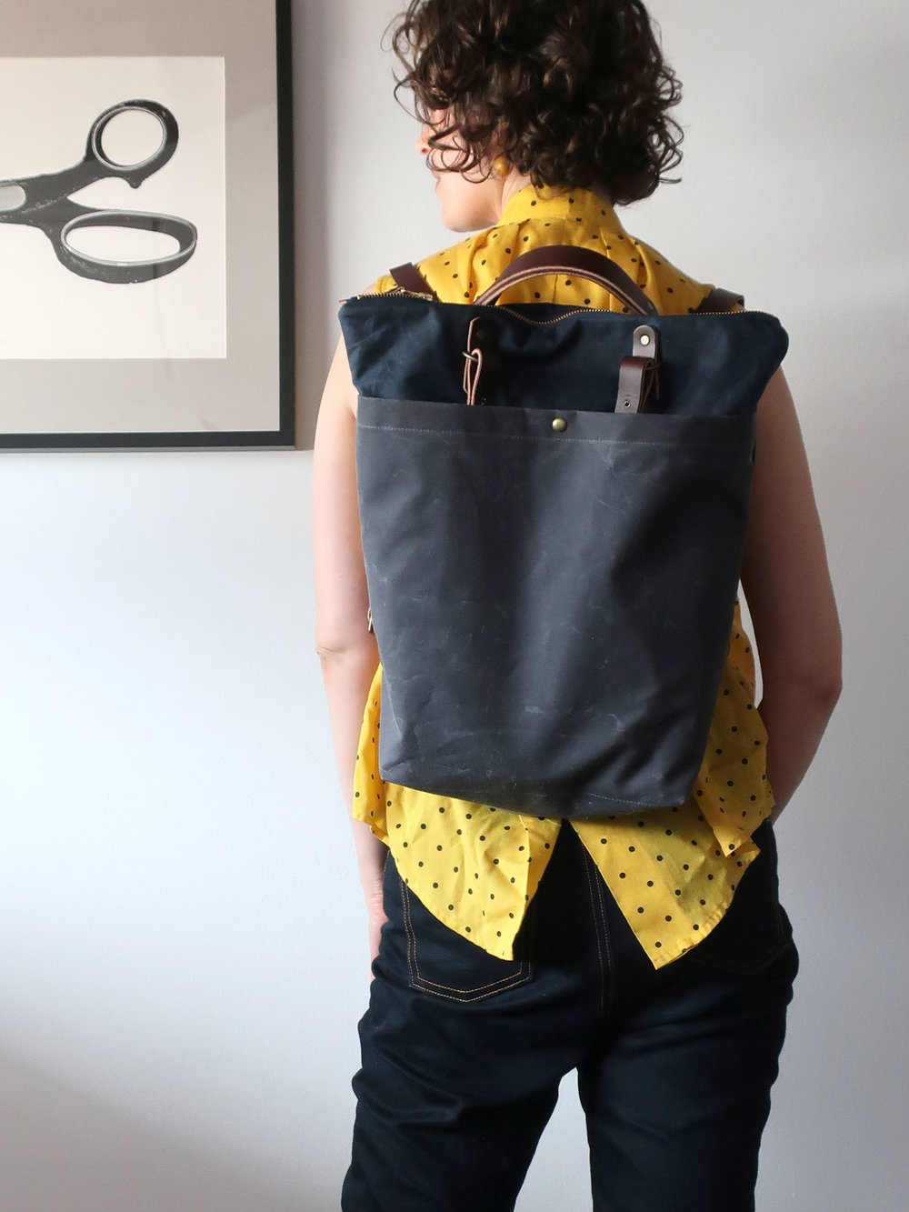 Maywood Tote by Klum House - Sew DIY
