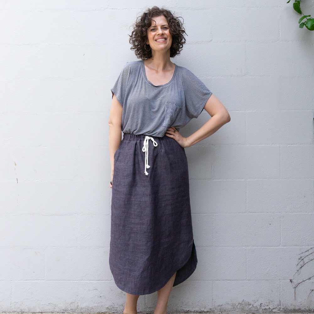 DIY Tutorial – Drawstring Travel Bag with Free Design Template — Sew DIY