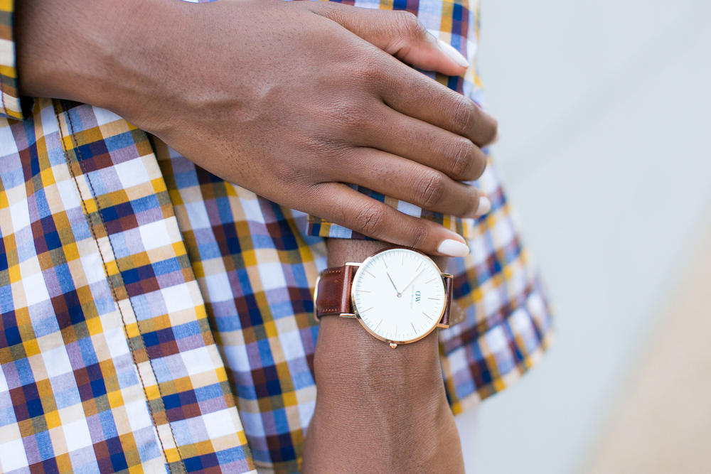 CLASSIC St. MAWES 40mm Rose Gold Details