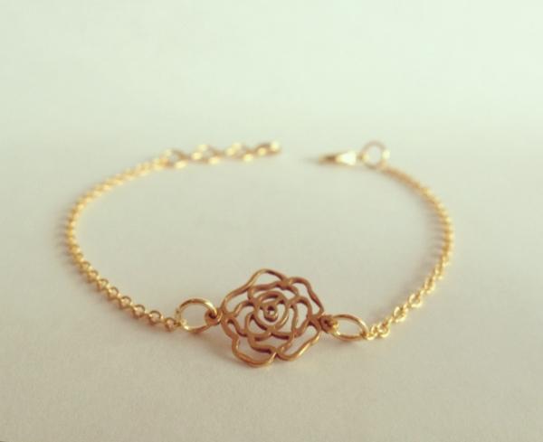 Sophie Rose Bracelet, $36, Vylet Collections