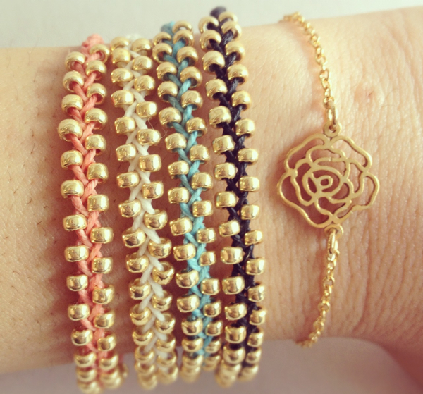 Lovewraps (set of four), $50, Vylet Collections