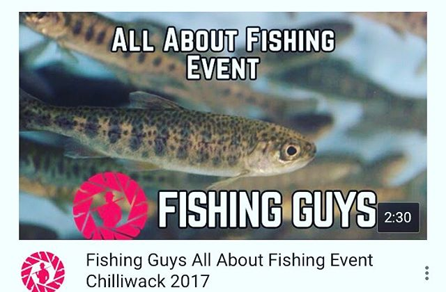 New video online - link in our bio - checked out the #allaboutfishing event put on by @fishing_with_rod - great event!!!