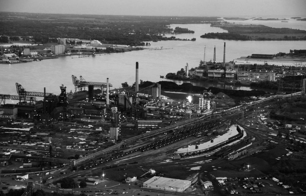 """© 2014   Karpov  ,  """"Industrial Wasteland"""""""