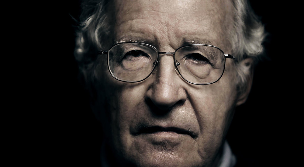Noam Chomsky,  Requiem for the American Dream
