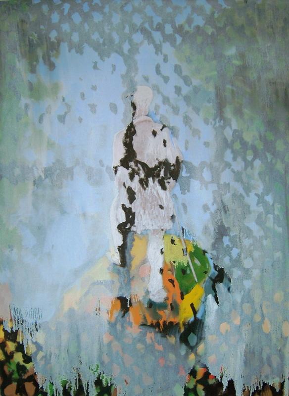 "© 2015Hartmut Austen,""Wonderer"""