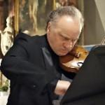 Mikhail Gantvarg, violin