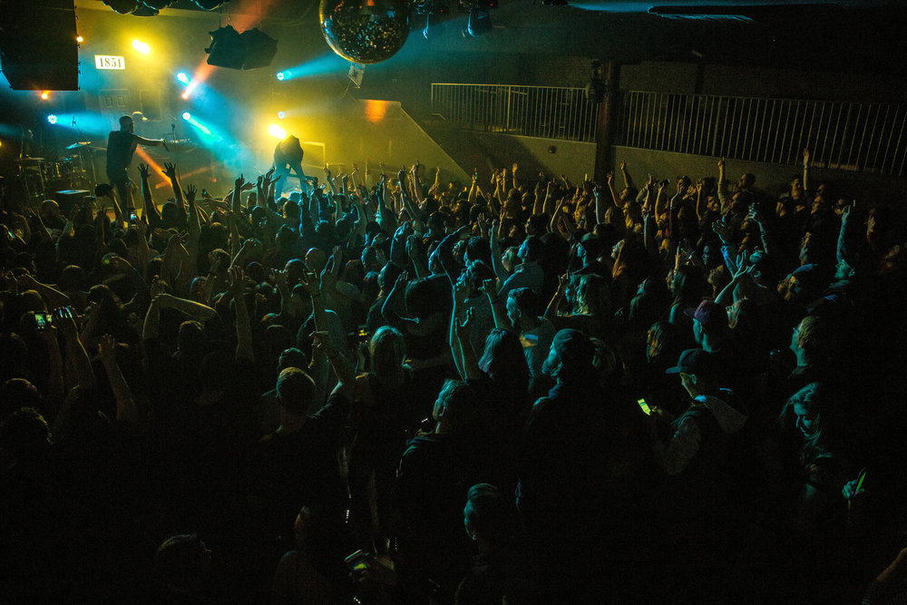Sonreal: No Warm Up Tour Part 2 LD: Jon Stanners (RRE) Photo: Dane Colision