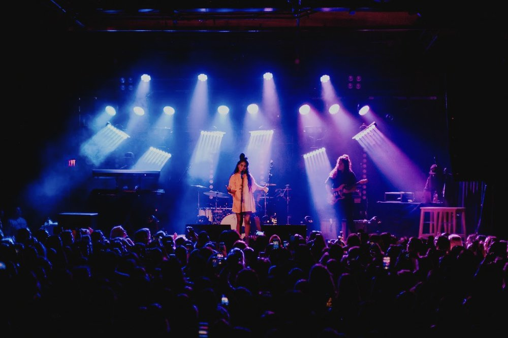 Jessie Reyez: Being Human On Tour  LD: Jon Stanners (RRE)  Photo: Kristin Breitkreutz