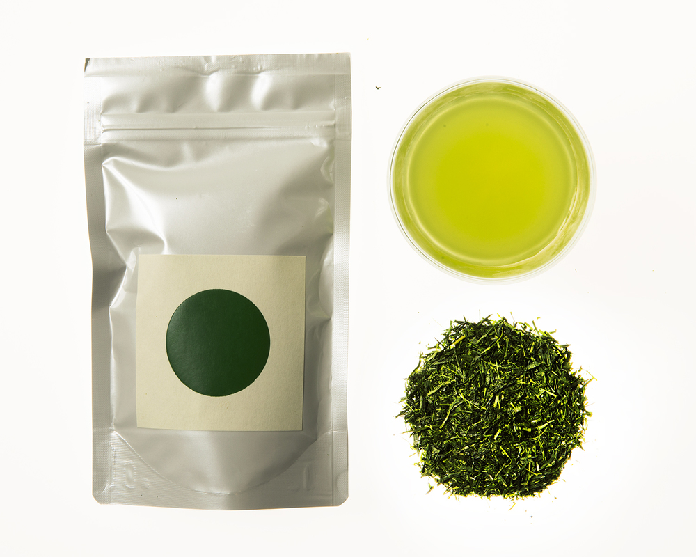 "GOLDA LOOSE LEAF ""YAME CHA"" GREEN TEA"