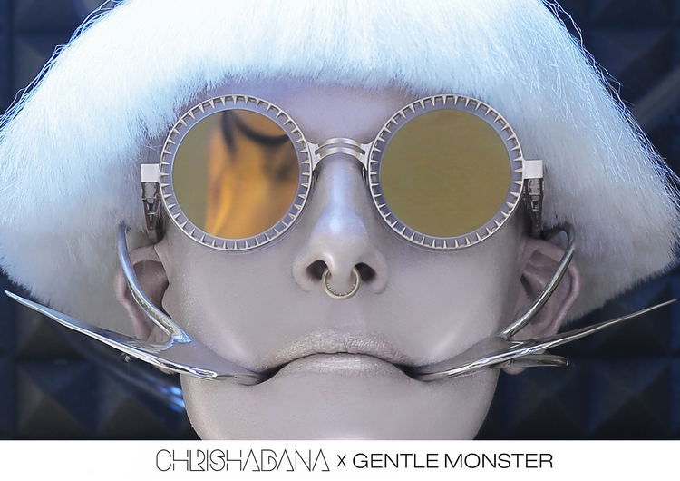 752e1f1882 CHRISHABANA x GENTLE MONSTER — CHRISHABANA