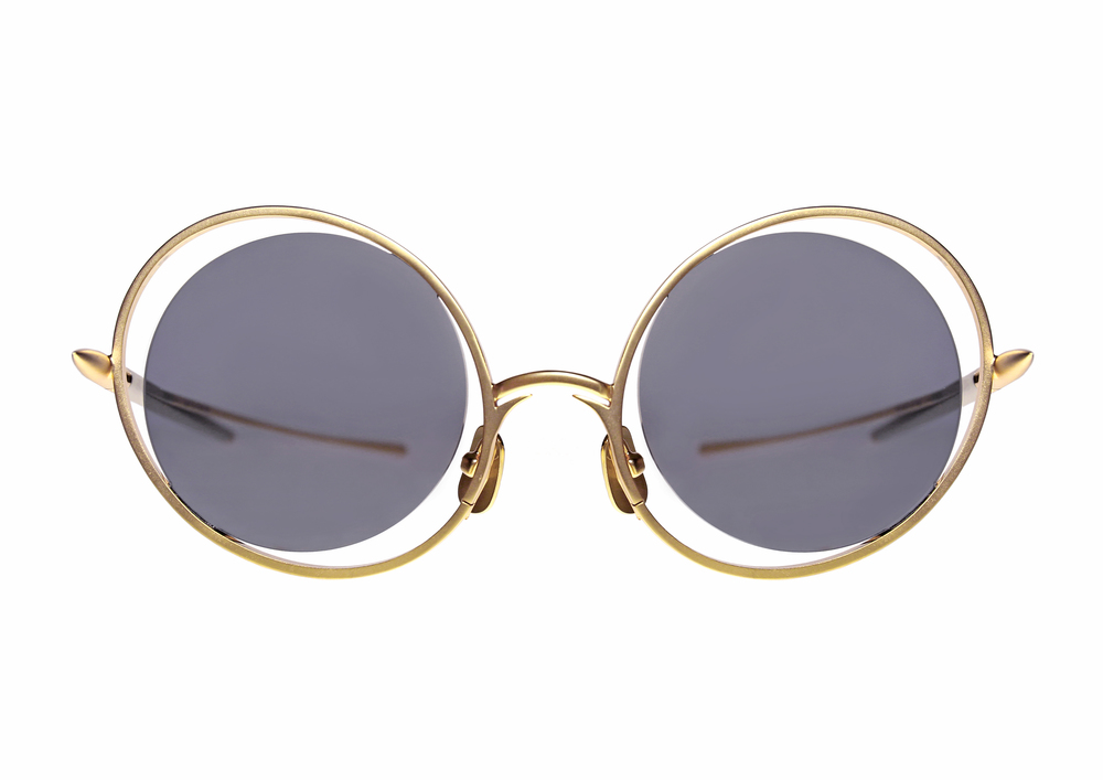 8a475853cb5b The Hunt Sunglasses - Gold Silver — CHRISHABANA
