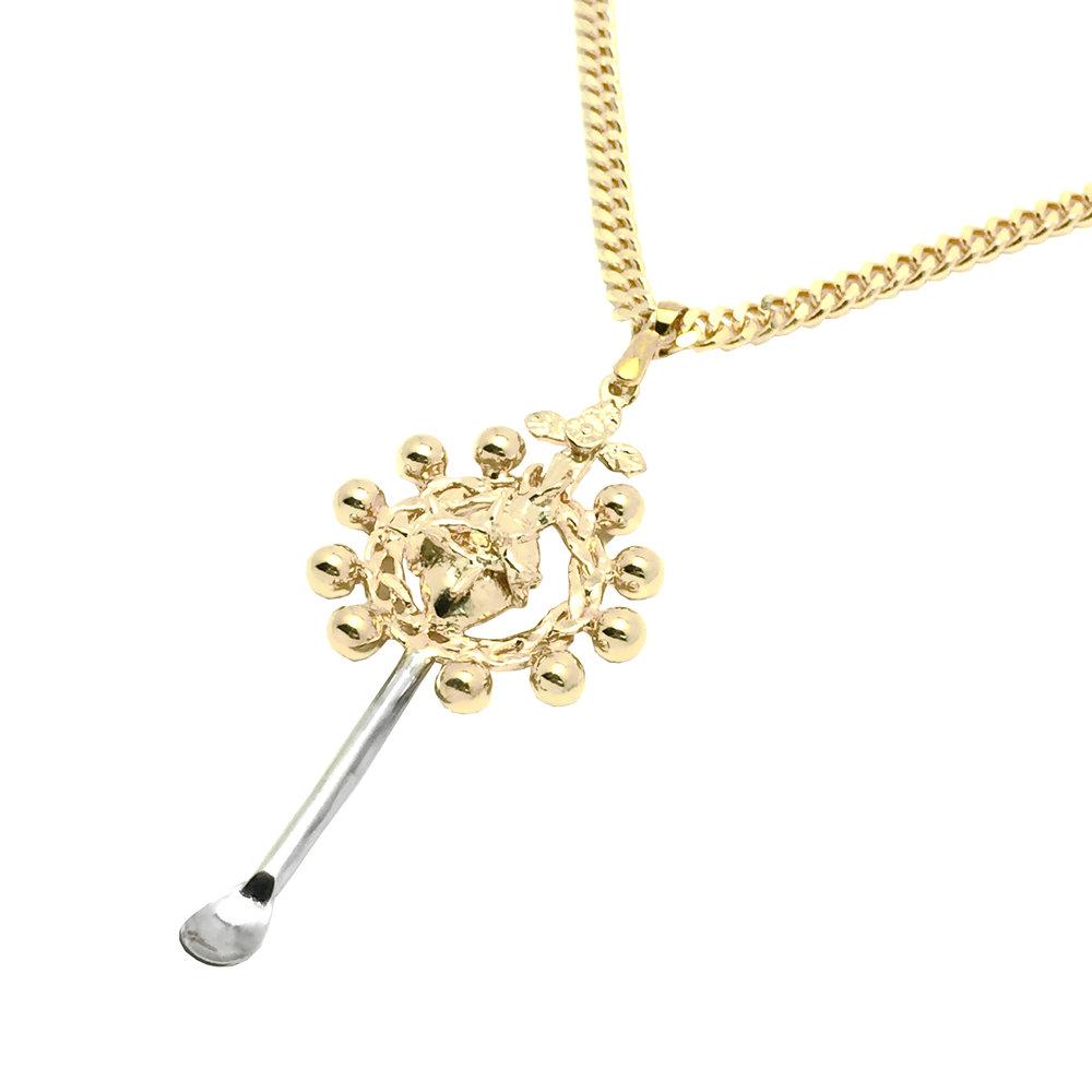 Spoon Necklace Coke Charm Wwwtollebildcom