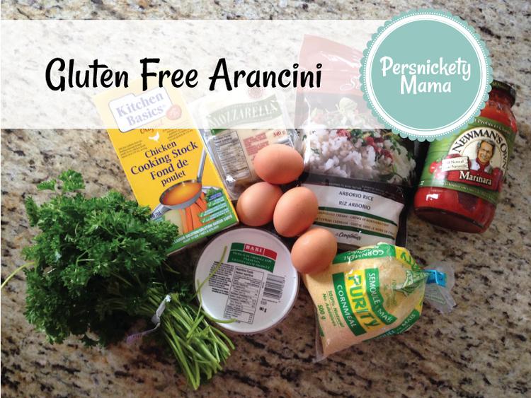 gluten free arancini