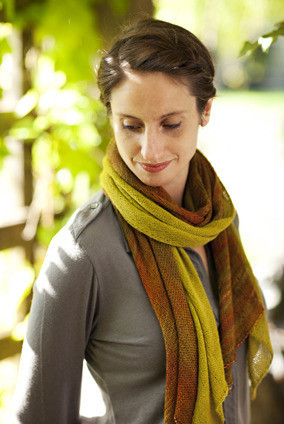 Churchmore Yarns - Before and After Wrap