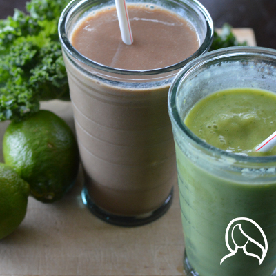 cleanse green smoothies