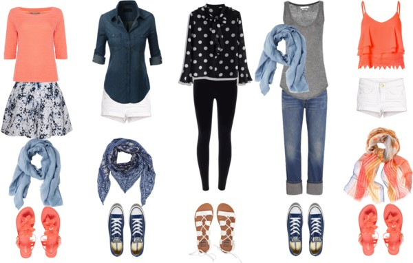15 pieces of clothing 15 outfits casual style