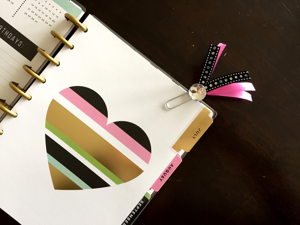 Perfect for my Happy Planner to embellish and mark pages :)