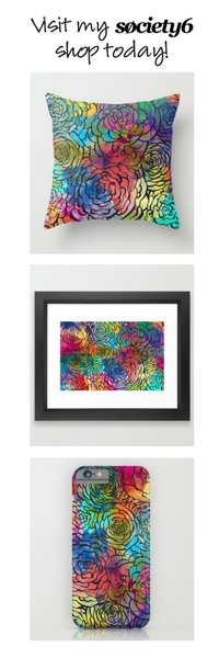 Persnickety Creative Society6 Shop