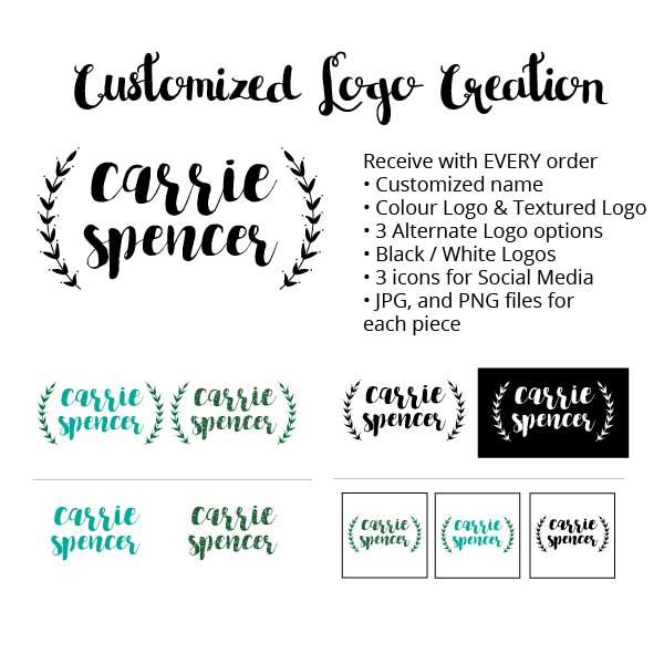 custom logo creation branding identity