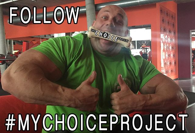 #MyChoiceProject What #Choices are you making?  Good👍🏼 Bad👎🏼 ? You can change today! Just decide!   https://www.indiegogo.com/projects/the-choice-project-documentary#/ #crossfit #dogfood #Health #healthly #workout #gym #fitness #dogbone #movie #trailer #training #vegas #usa #lasvegas #healthclub #fitnessclub