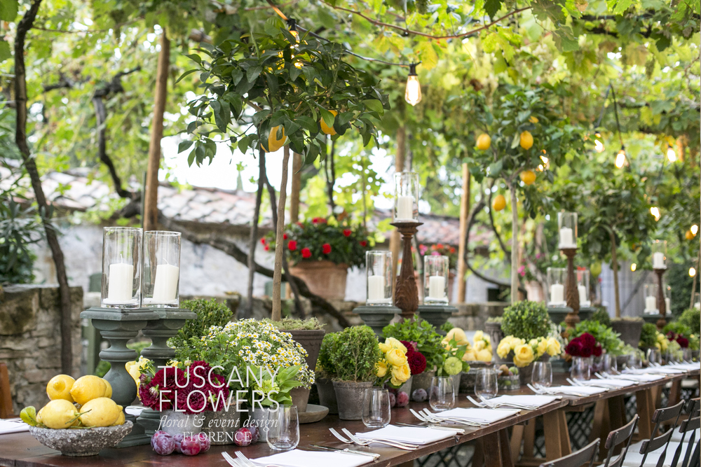 Blog Tuscany Flowers Florence