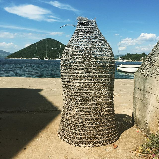#martinpuryear #inspiration found in #mljet #croatia
