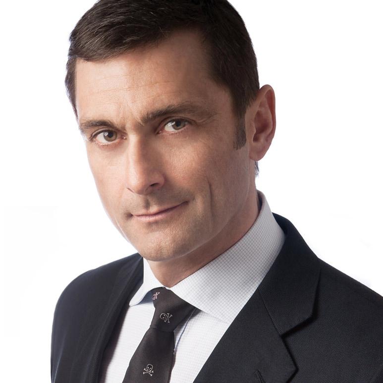 Headshot Corporate Business Portrait by Patric Pop Photo Studio in Genève / Geneva