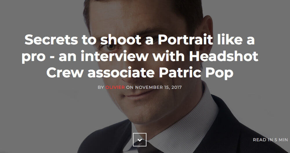Interview with Geneva / Genève based Headshot and Portrait Photographer Patric Pop in Prodibi Pixel Magazine.jpg