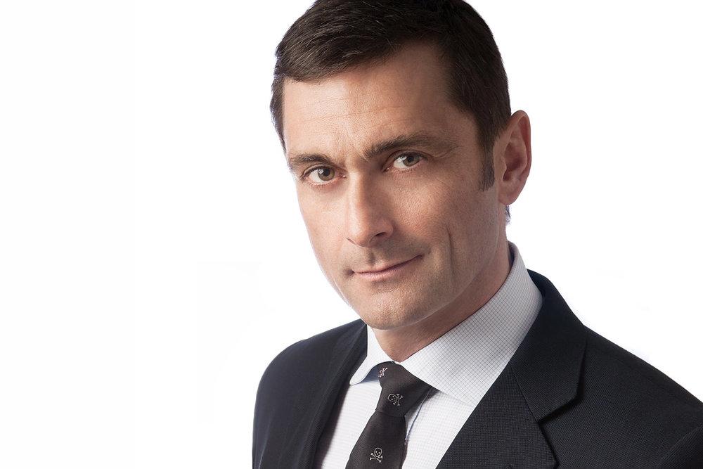 Headshot of Sports Lawyer