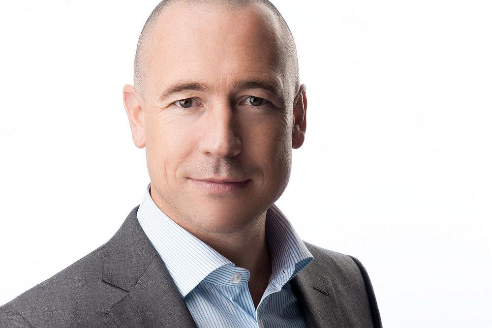 Headshot Portrait of Brian Humphries