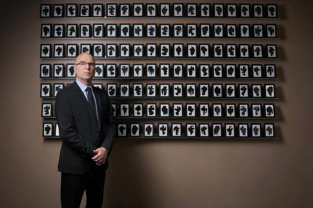 Portrait corporate de Thierry Zumstein, Head of Legal, Tax & Risk à Genève
