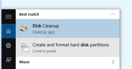 Search up disk partitition or something to that effect in the start menu to find the Disk Management tool.