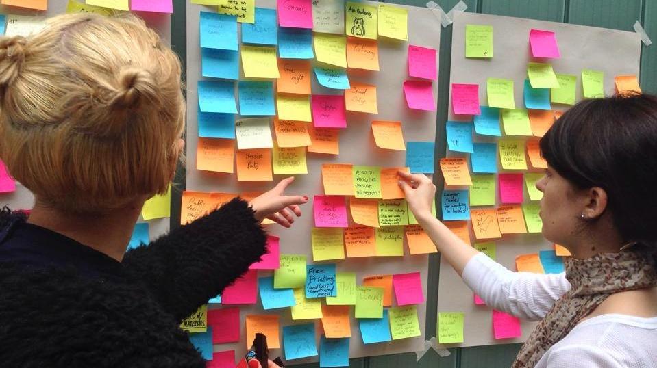 Public Brainstorming 1