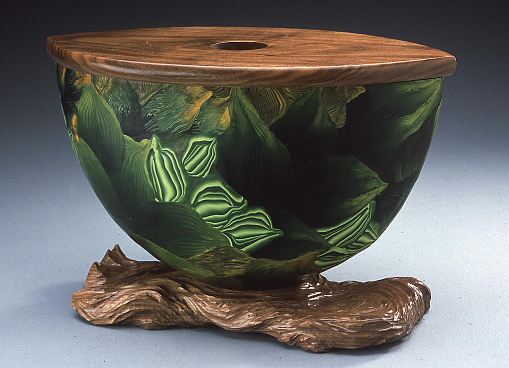 woodland shade vessel