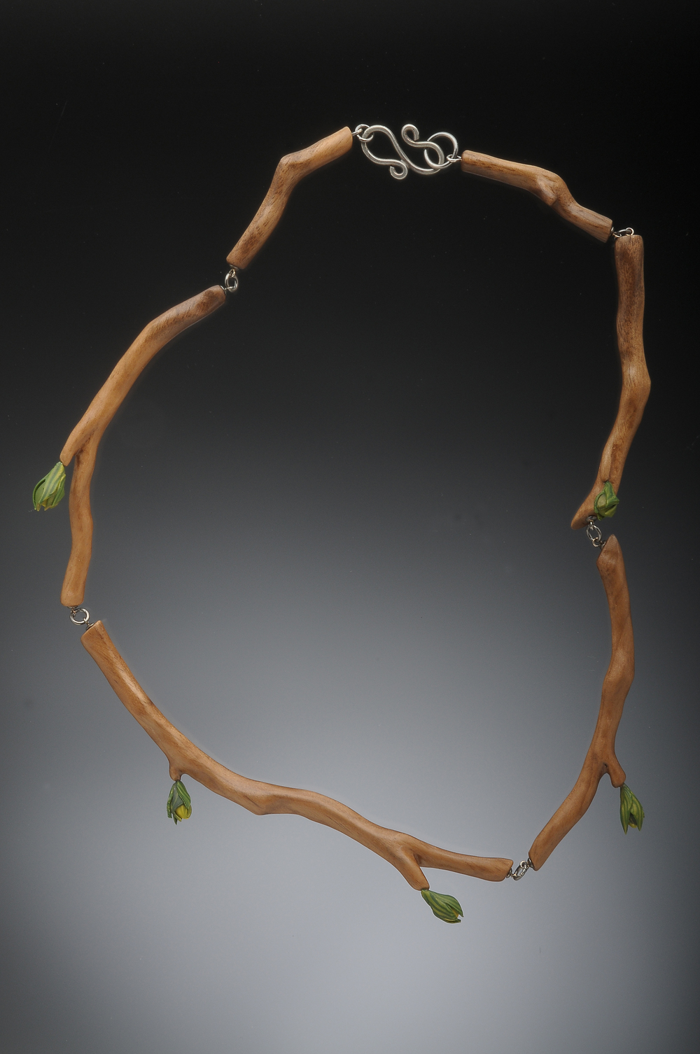buds n branches necklace