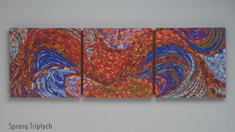 Sprang Triptych